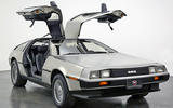 15 delorean dmc 12