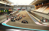 15 formula 1 grid