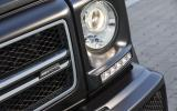 Bi-xenon Mercedes-AMG G 63 headlights