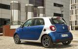 89bhp Smart Forfour 90 Twinamic