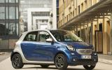 3.5 star Smart Forfour