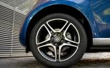 15in Smart Forfour alloys