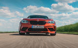 AC Schnitzer ACS2 Sport 2019 first drive review - on the road nose