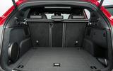 Alfa Romeo Stelvio Quadrifoglio 2018 UK RHD first drive - boot