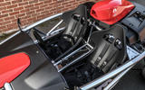 Ariel Atom 4 2018 first drive review seats
