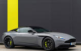 Aston Martin DB11 AMR 2018 review static front