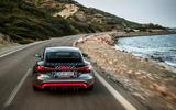 Audi RS e-tron GT rear proto