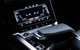 Audi E-tron S Sportback 2020 first drive review - climate controls