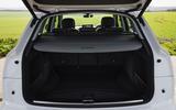 Audi Q5 40 TDI Sport 2020 UK first drive review - boot