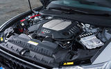 Audi RS6 2020 UK first drive review - engine