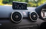 16 Audi S1 cherished owner opinion air vents