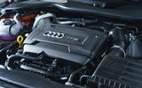 Audi TT Coupe 2019 UK first drive review - engine
