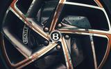 Bentley Bacalar - wheel