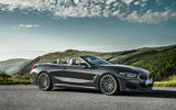 BMW 8 Series Convertible 850i 2019 first drive review - static front