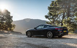 BMW 840d 2019 first drive review - static rear