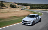 BMW M2 Competition 2018 first drive review track driving