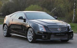 Cadillac CTS V Coupe - front