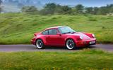 16 Everrati Porsche 964 2021 UK FD on road