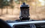Fiat Panda Cross Hybrid 2020 first drive review - smartphone dock