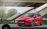 Ford Fiesta ST-Line 2018 long-term review bridge