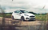 16 Ford Fiesta ST Mountune m260 2021 UK FD static