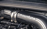 Ford Focus RS Mountune M520 2020 UK first drive review - boost pipe
