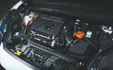 16 Ford Puma ST Mountune m260 2021 UK FD engine