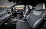Hyundai i30 Fastback N 2019 UK first drive review - front seats