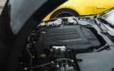 Jaguar F-Type R 2020 - engine