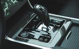 Jaguar XE P300 2019 first drive review - centre console