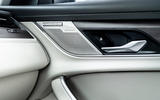 16 Jaguar XF Sportbrake 2021 UK first drive review door cards