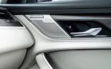 16 Jaguar XF Sportbrake P250 2021 UK review door cards