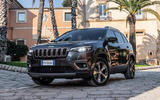 Jeep Cherokee Limited 2018 first drive review static front