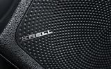 Kia Niro EV 2019 first drive review speaker grille