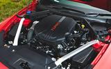 16 Kia Stinger GT S 2021 UK review engine
