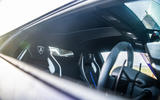 Lamborghini Aventador SVJ 2018 UK first drive review - seats