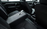 Land Rover Defender 110 S 2020 first drive review - folded jump seat