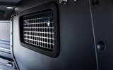 16 Land Rover Defender Hard Top Commercial 110 UK FD cabin divider