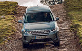 Land Rover Discovery Sport P200 2019 UK first drive review - offroad front