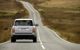 Land Rover Range Rover D350 mild hybrid 2020 UK first drive review - on the road back