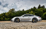Litchfield Porsche 911 Carrera T 2018 first drive review - static side