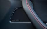 Maserati Levante GranSport V6 2018 first drive - speakers