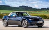 16 Mazda MX 5 Sport Venture 2021 UK FD static