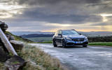 Mercedes-AMG C63 S Estate 2019 first drive review - on the road front