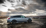 Mercedes-AMG CLA 35 Shooting Brake 2020 UK first drive review - static side