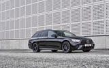 16 Mercedes AMG E52 2021 UK first drive review static
