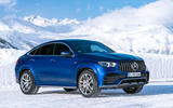 Mercedes-AMG GLE 53 2020 first drive review - static front