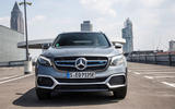 Mercedes-Benz GLC F-Cell 2019 first drive review - on the road nose
