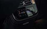 16 Mercedes S Class S400d 2021 UK FD rear climate control