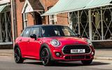 Mini Cooper 5dr 2018 UK review static